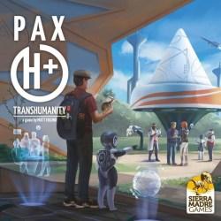 Pax Transhumanity (2019) - настолна игра