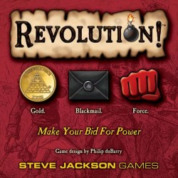 Revolution! (2009)  - настолна игра