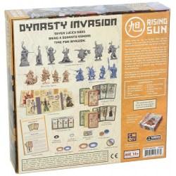 Rising Sun: Dynasty Invasion Expansion (2018) - разширение за настолна игра