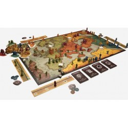 Risk: Godstorm Board Game