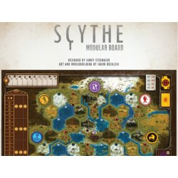 Scythe: Modular Board Expansion (2019) - разширение за настолна игра