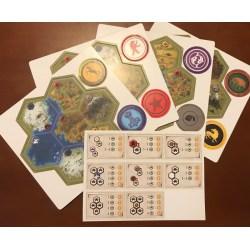 Scythe: Modular Board Expansion (2019) Board Game