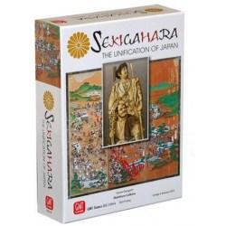 Sekigahara: The Unification of Japan (3rd Printing) - настолна игра