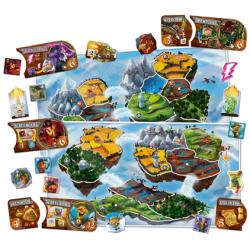 Small World: Sky Islands 6-player Expansion (2017) - разширение за настолна игра