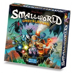 Small World: Underground (2011) - настолна игра