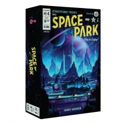 Space Park (2018) - настолна игра