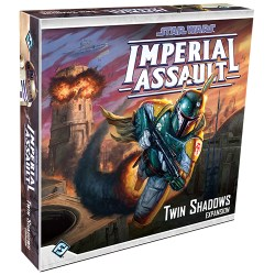 Star Wars: Imperial Assault - Twin Shadows Expansion Board Game