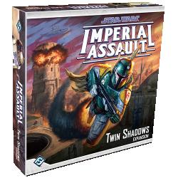 Star Wars: Imperial Assault - Twin Shadows Expansion - разширение за настолна игра Star Wars: Imperial Assault