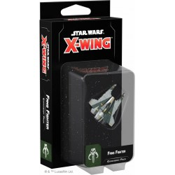 Star Wars: X-Wing (Second Edition) – Fang Fighter Expansion Pack (2018) в Star Wars: X-Wing