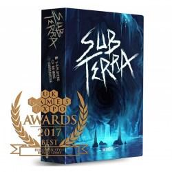 Sub Terra Standard Edition (2017) - настолна игра