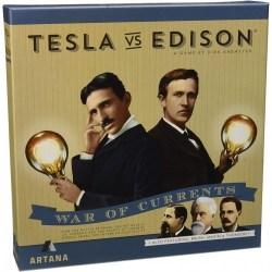 Tesla vs. Edison: War of Currents (2015) - настолна игра