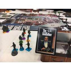The Godfather: Corleone's Empire (2017) - настолна игра