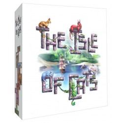 The Isle of Cats (2019) - настолна игра