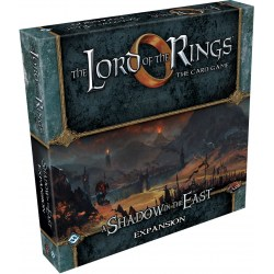 The Lord of the Rings: The Card Game – A Shadow in the East Deluxe Expansion (2019) - разширение за настолна игра