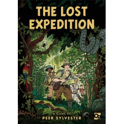 The Lost Expedition (2017) - кооперативна настолна игра