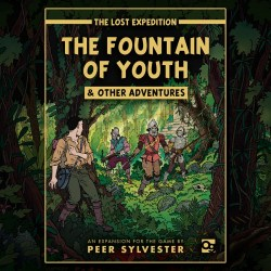 The Lost Expedition: The Fountain of Youth & Other Adventures Expansion (2018) - разширение за настолна игра