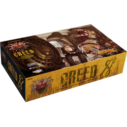 The Others: 7 Sins – Greed Expansion (2016) - разширение за настолна игра