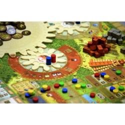 Tzolk'in: The Mayan Calendar (2012)  - стратегическа настолна игра