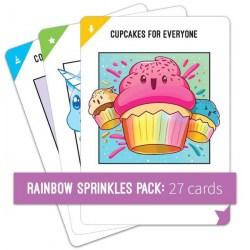 Unstable Unicorns: Rainbow Apocalypse Expansion Pack (2018) - разширение за настолна игра