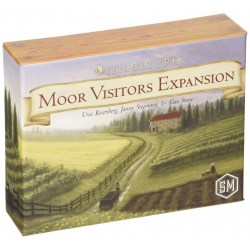 Viticulture: Moor Visitors Expansion (2016) Board Game
