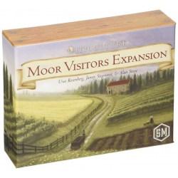 Viticulture: Moor Visitors Expansion (2016) - разширение за настолна игра