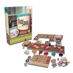 [Увредена кутия, неразпечатана] VivaJava: The Coffee Game - настолна игра
