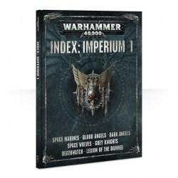 Warhammer 40,000 Index: Imperium 1