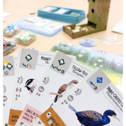 Wingspan + Swift-start pack (2020 Reprint) - настолна игра
