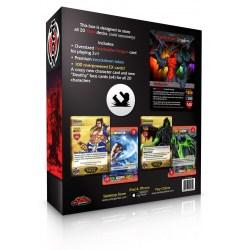 Yomi EX Powerup (2014) - разширение за настолна игра