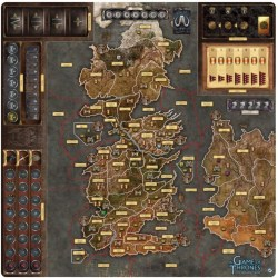 A Game of Thrones: Mother of Dragons Deluxe Gamemat