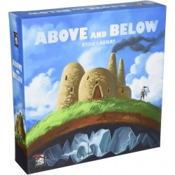Above and Below (2015) - настолна игра