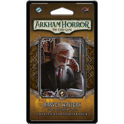 Arkham Horror: The Card Game - Harvey Walters Investigator Starter Deck