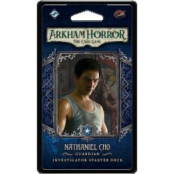 Arkham Horror: The Card Game - Nathaniel Cho Investigator Starter Deck