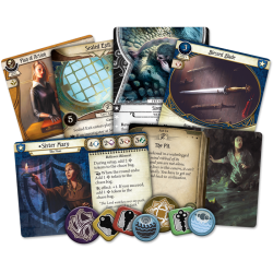 Arkham Horror: The Card Game - The Innsmouth Conspiracy Deluxe Expansion