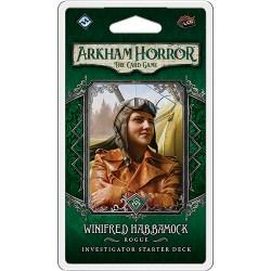 Arkham Horror: The Card Game - Winifred Habbamock Investigator Starter Deck