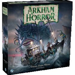 Arkham Horror: Third Edition - Under Dark Waves Expansion (2019) Board Game