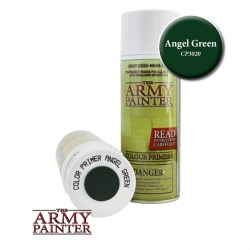 Army Painter - Angel Green Colour Primer Spray in Brushes, paints and more