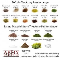 Army Painter Battlefield XP Series - Jungle Tuft Pack в Четки, бои и аксесоари