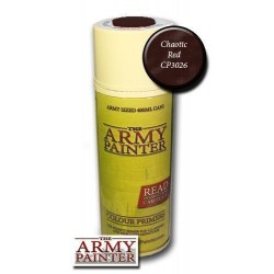 Army Painter - Chaotic Red Colour Primer Spray в Army Painter спрейове