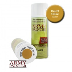 Army Painter - Desert Yellow Primer Spray в Army Painter спрейове