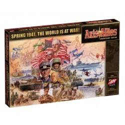 Axis & Allies Anniversary Edition (2017 Reprint) - настолна игра