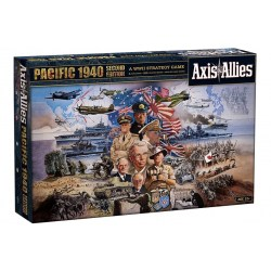 Axis & Allies Pacific 1940 Second Edition (2012) - настолна игра