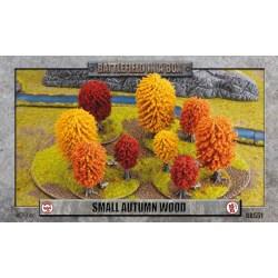 Battlefield In A Box - Small (15mm) Autumn Wood в Терени за игри