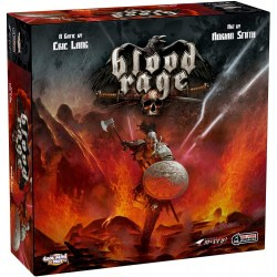 Blood Rage (2015) - настолна игра
