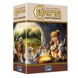 Caverna: The Cave Farmers (English Fourth Edition, 2018) Board Game