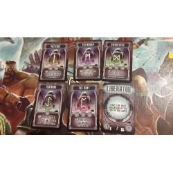 Champions of Midgard: The Dark Mountains Expansion (2017) - разширение за настолна игра