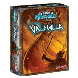 Champions of Midgard: Valhalla Expansion (2017) Board Game