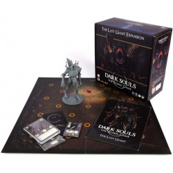 Dark Souls: The Board Game - Mega Boss Expansions - The Last Giant