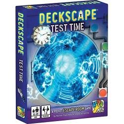 """Deckscape: Test Time - джобна """"escape room"""" игра"""