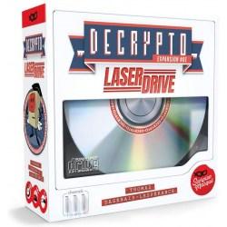 Decrypto: Laserdrive Expansion - разширение за настолна игра